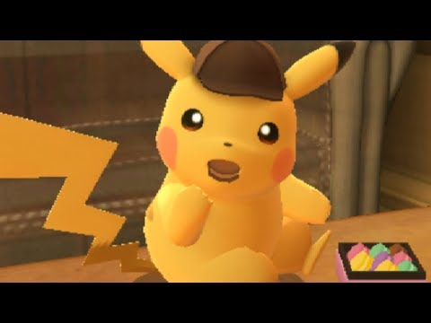 "Detective Pikachu | Chapter 3 - Case 3: ""Find The Real Culprit!"""