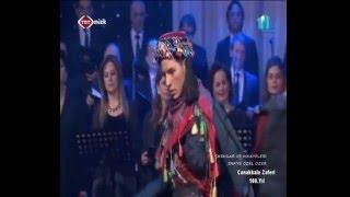 Oluk Oluk Pınarlar Yüceden Akar-Koro-TRT