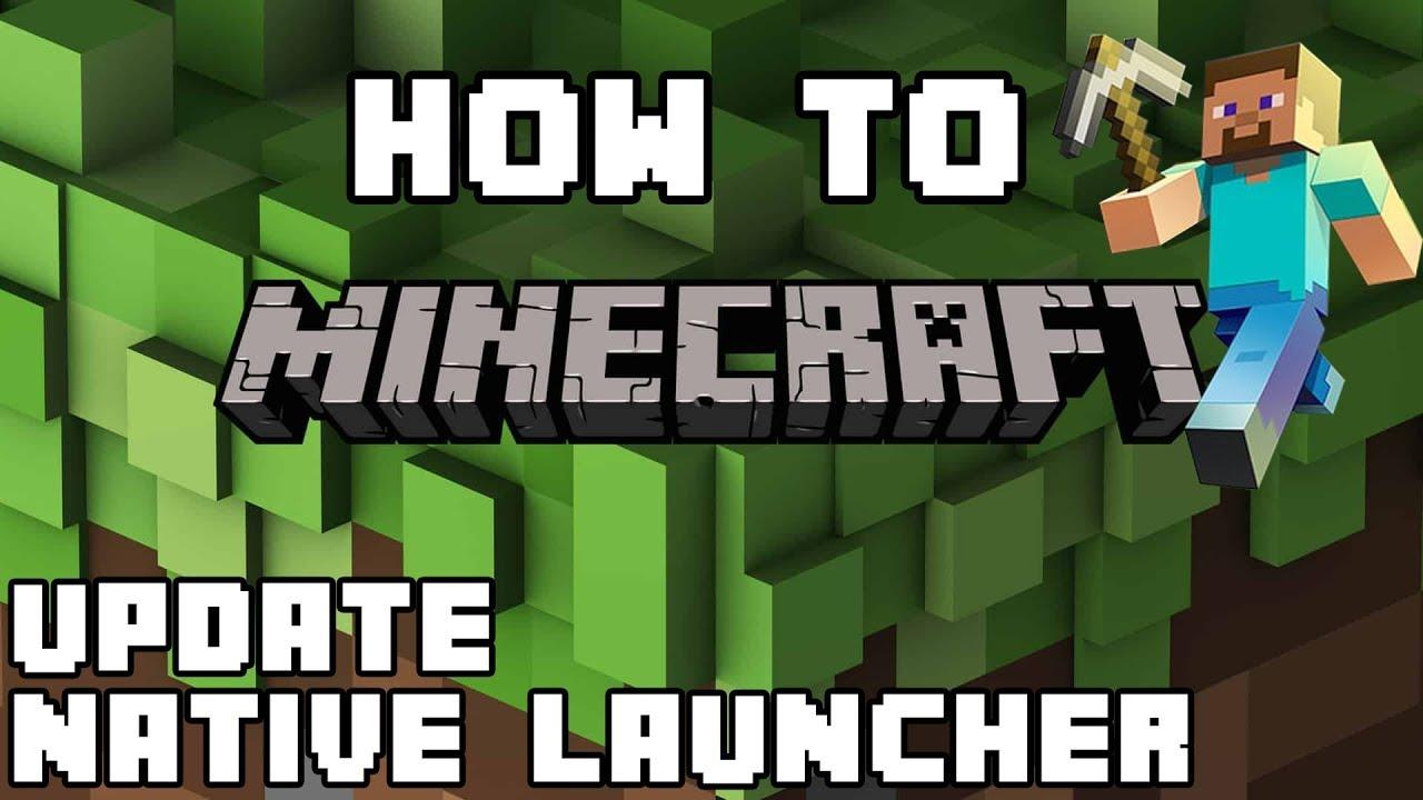 11 Methods to Fix Unable to Update Native Launcher error  Minecraft