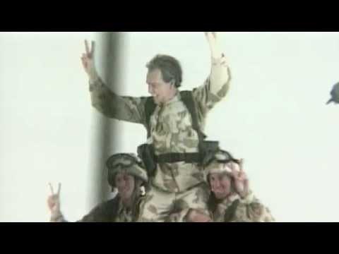 Tony Blair War Hero Shoot