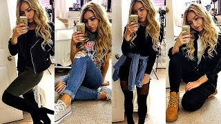 OUTFITS OF THE WEEK / OUTFIT IDEAS 2016 / OOTW