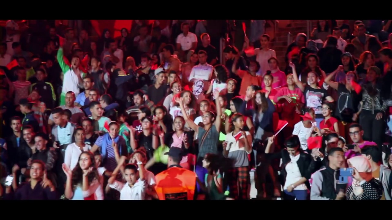 Douzi - Live Concert (Agadir 2015) | الدوزي - حفلة أكادير