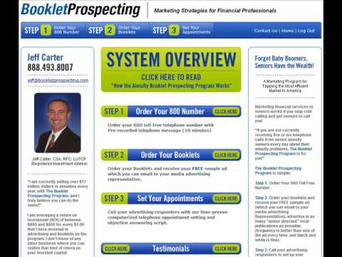 booklet Prospecting