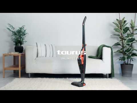 Scopa elettrica/aspirapolvere Unlimited 25,6 Lithium Taurus - shopmancini.com