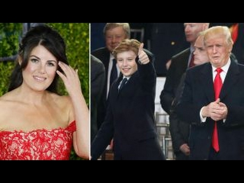 Monica Lewinsky comes to Barron Trump's defense Hqdefault