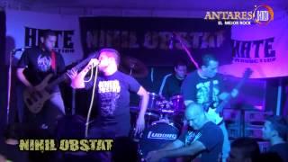 Hate Fest Cali - Nihil Obstat. Antares El Mejor Rock