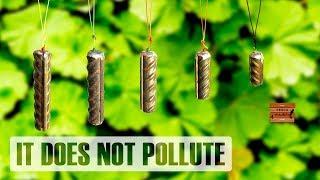 Plomada Ecológica una plomada para pescar que no contamina | Plomos de pesca