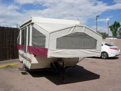 Rockwood Pop Up >> 1995 Rockwood 1908 For Sale!! (TMU1208A) - YouTube