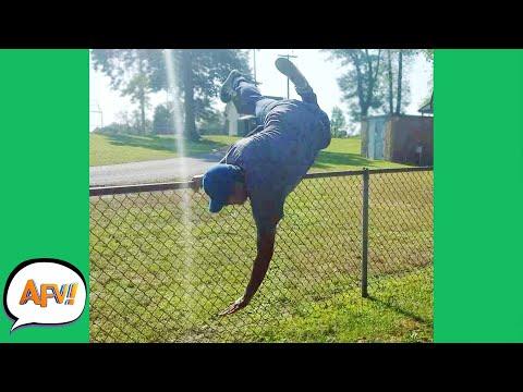 Fences and FAILS and FLOPS! OH MY! 😅 | Funniest Fails | AFV 2021