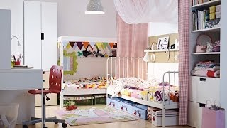 Children's Ikea: Kids' Shared Rooms Can Be The Best Of Both Worlds