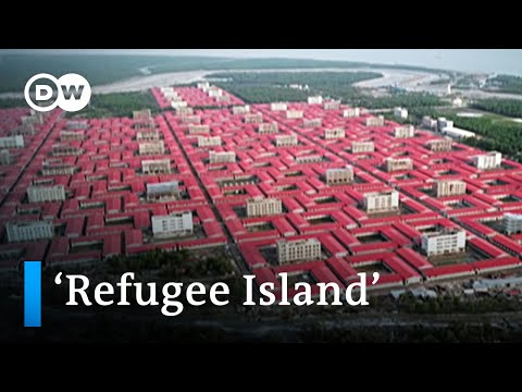 Bangladesh Plans To Relocate Rohingyas To 'refugee Island' | DW News