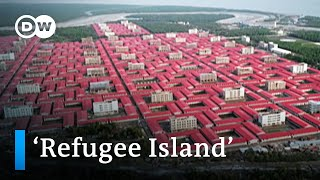 Bangladesh plans to relocate Rohingyas to 'refugee island'   DW News