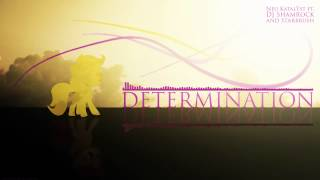 Neu KatalYst - Determination ft. DJ Shamrock and Starbrush - For Scootaloo [Liquid DnB]