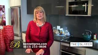The Slater Model Suite | Marnie Bennett, Broker | Bennett Property Shop Realty