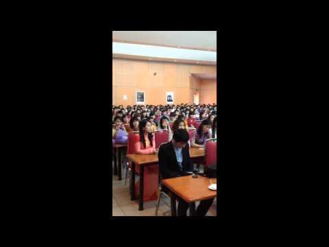 U.S. Ambassador to Vietnam David B. Shear Delivers Remarks on Education at Thai Nguyen University