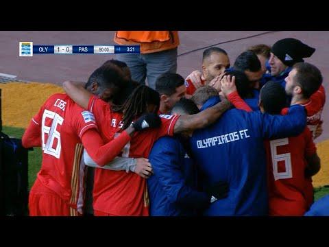 Olympiakos PAS Giannina Goals And Highlights