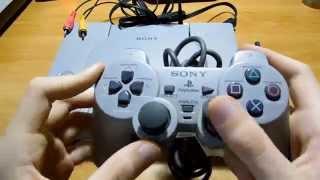 #80 Ностальгический обзор посылки с Европы, Sony PlayStation One с EBay
