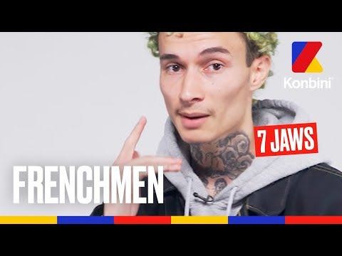#Frenchmen2018 - Le freestyle de 7 Jaws