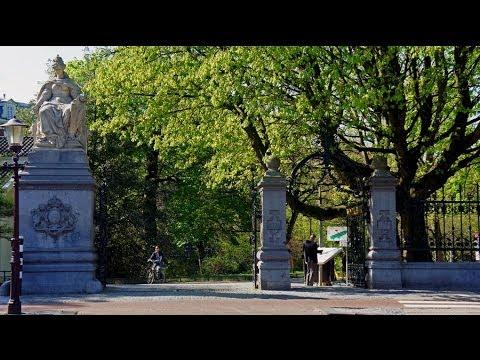 Walking The Parks In Amsterdam ( Vondelpark - Rembrandtpark - Erasmuspark - Westerpark)