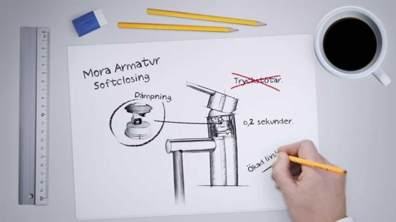 Mora Armatur Softclosing - YouTube