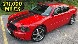 My V6 Dodge Charger Has Over 200,000 Miles! – Cost of Driving + List of ALL Repairs/Maintenance