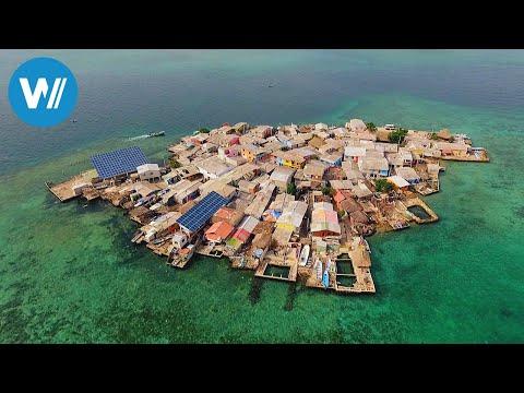 Santa Cruz del Islote: Liebe am dichtesten besiedelte Insel der Erde