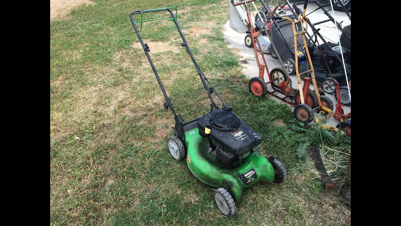 Lawnboy Mower Worth the Fix