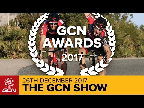 The GCN Awards Show  - Celebrating The Best Of 2017 In Cycling | Ep. 259