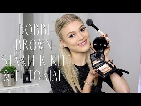 Bobbi Brown Starter Kit & Tutorial | Essentials & Must Haves
