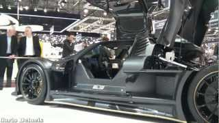 Gumpert Apollo R 2012 Videos