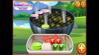 Summer Grill (Готовим еду: Летний гриль) - прохождение игры