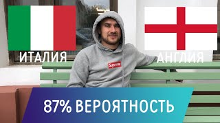 Италия Англия Прогноз на футбол ЕВРО 2020 11 июля ФИНАЛ Прогнозы на спорт
