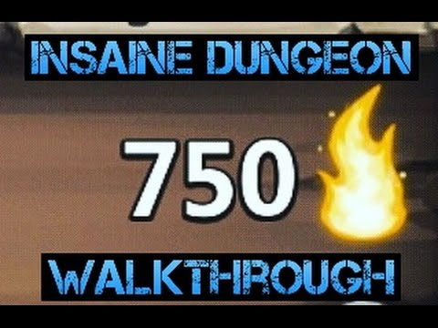 Castle Clash: Insane Dungeon 1 Walkthrough All 3 Star