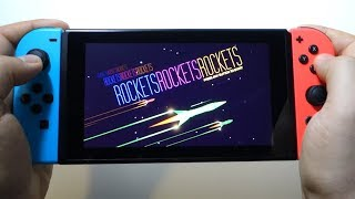 ROCKETS ROCKETS ROCKETS Nintendo Switch