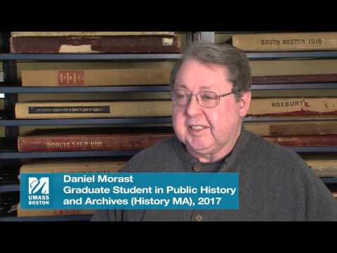 UMass Boston Archives and Public History