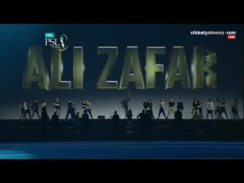 Ali Zafar Performance | HBL PSL 2017 thumbnail