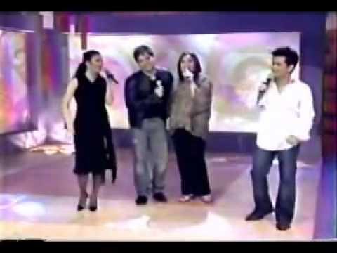 Pangako/Sa Piling Mo - Regine Velasquez & Ogie Alcasid in Sharon