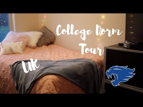 COLLEGE DORM TOUR | UNIVERSITY OF KY | Emily Dawson