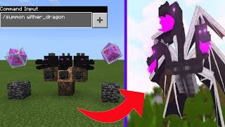 How to summon a Wither Dragon
