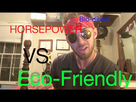 biodiesel the best of both worlds