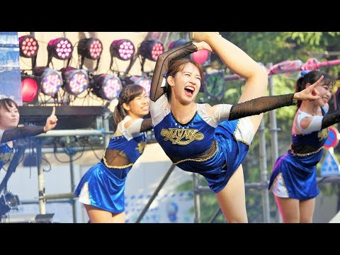 Cheerleading チア 早稲田大学チアダンスサークルMYNX 乃木坂46 おいでシャンプー
