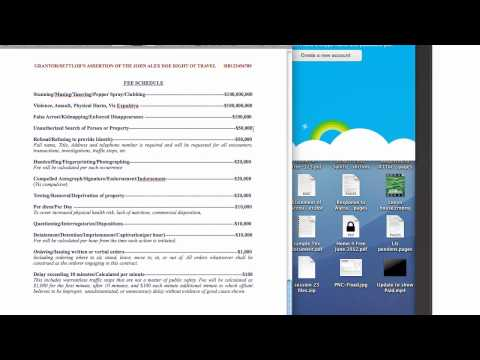 Sovereign Right to Travel without License or Tag Part 3 of 3