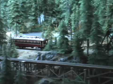 Creative Model Train Layout Ideas