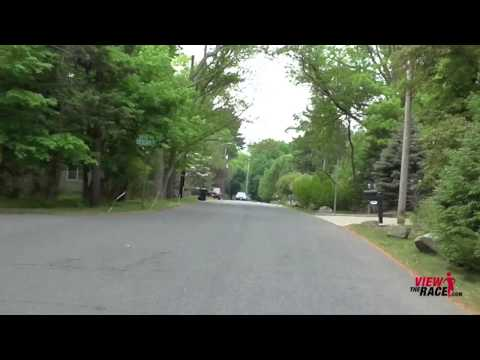 Norwood Fast & Flat 5K Course Video Norwood New Jersey