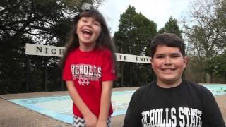 Love the Nicholls fountain- Hayden and Sophie