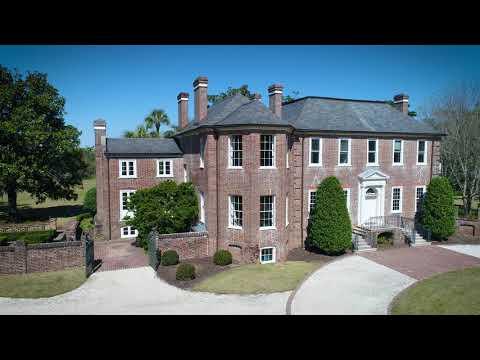 Fenwick Plantation - John's Island, South Carolina