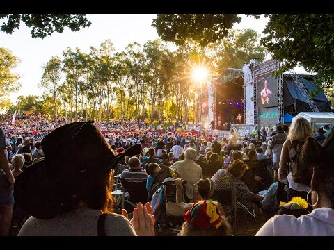 Toyota Country Music Festival Tamworth 2016 - Opening Concert - STREAM