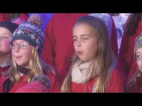 Carol Yr Ŵyl 2017 - Ysgol Gymraeg Aberystwyth (1af)