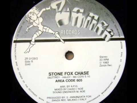 AREA CODE 605  Stone Fox Chase 1983 12