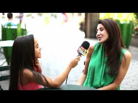 VICKY SHOW USA INTERVIEWS THE MODEL AND WRITER JACLYN STAPP